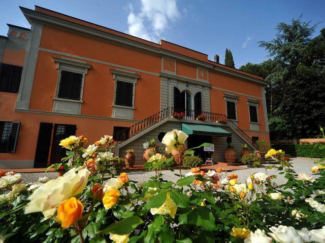 Il matrimonio di Franco e Lisa a Serravalle Pistoiese, Pistoia 28