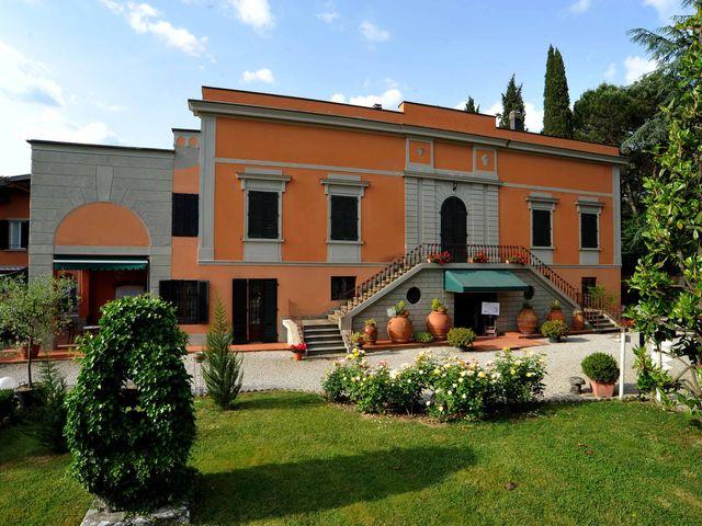 Il matrimonio di Franco e Lisa a Serravalle Pistoiese, Pistoia 30