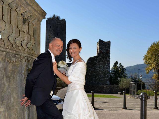 Il matrimonio di Franco e Lisa a Serravalle Pistoiese, Pistoia 35