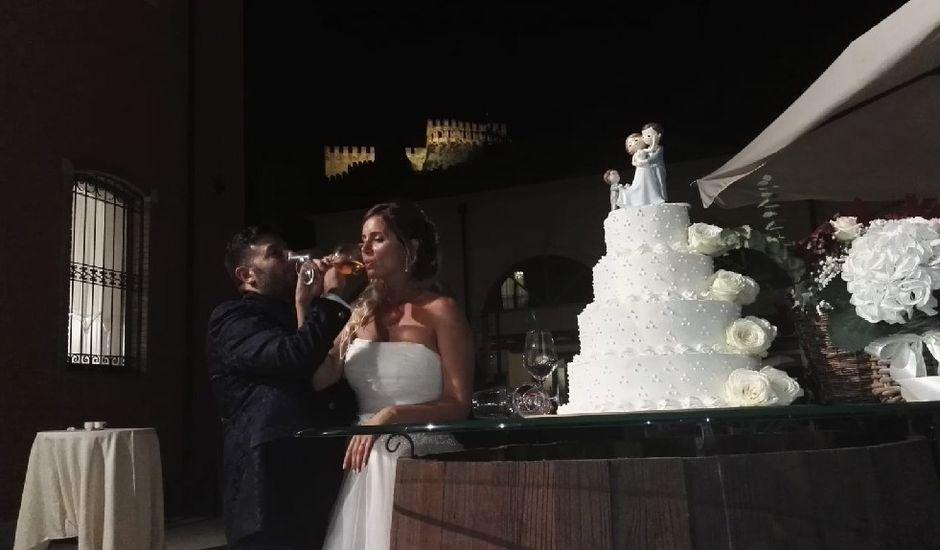 Il matrimonio di Michele e Arianna  a Soave, Verona