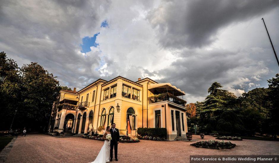 Il matrimonio di Angelo e Laura a Lesmo, Monza e Brianza