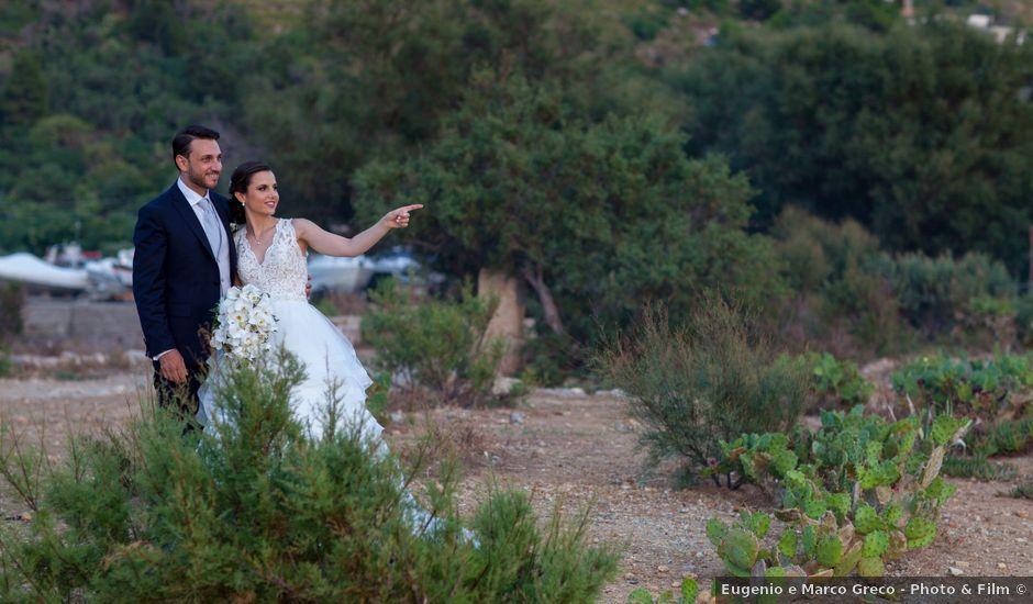 Il matrimonio di Antonio e Jenica a Palermo, Palermo