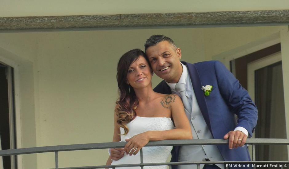 Il matrimonio di Alessandro e Elisa a Corbetta, Milano