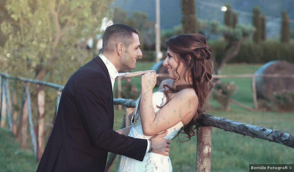Il matrimonio di Valerio e Anna a Cellole, Caserta