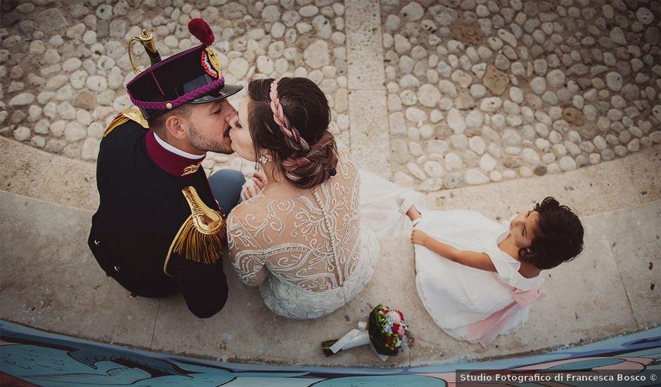 Il matrimonio di Fabrizio e Luana a Alcamo, Trapani