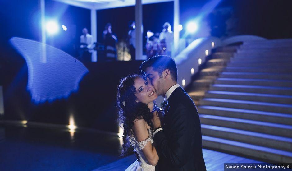 Il matrimonio di Salvatore e Alessandra a Pozzuoli, Napoli