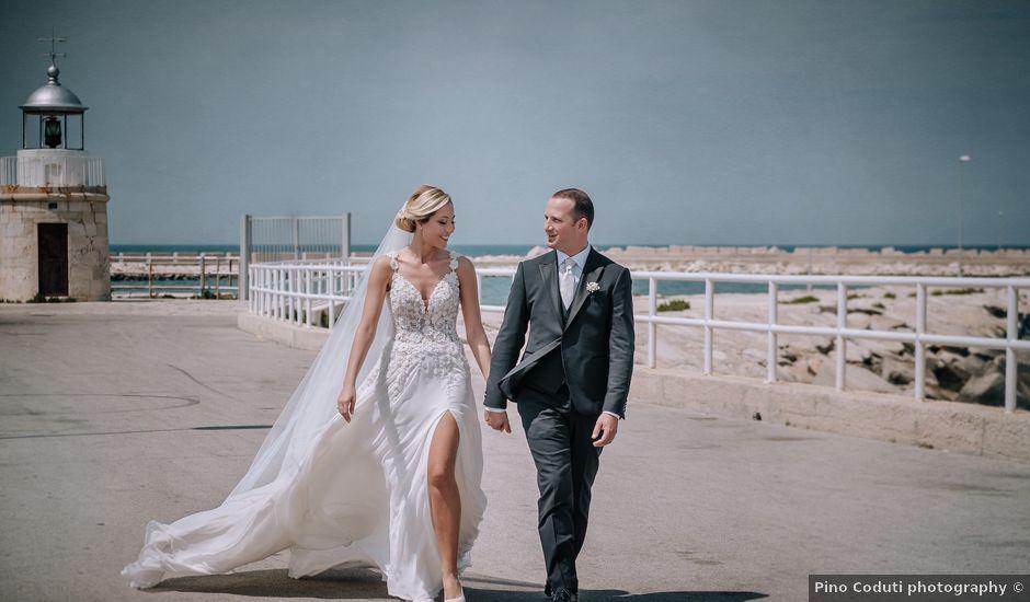 Il matrimonio di Raffaele e Federica a Lucera, Foggia