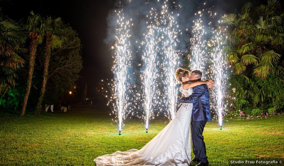 Il matrimonio di Alessandro e Daniela a Canzo, Como