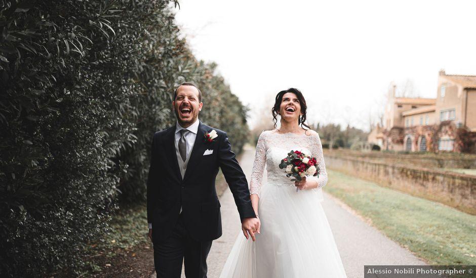 Il matrimonio di Francesco e Clizia a Sassetta, Livorno