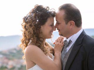 Le nozze di Domenico e Mariella