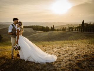 Le nozze di Irene e Simone
