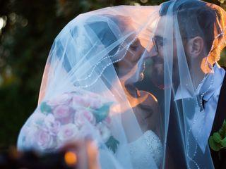 Le nozze di Sirena e Alessio