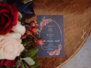 Le nozze di Kim e Roman 2