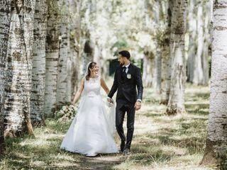 Le nozze di Deborah e Alessio