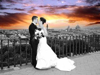 Le nozze di Giulia e Antony
