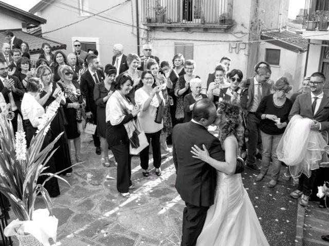 Il matrimonio di Mariella e Domenico a Celico, Cosenza 1