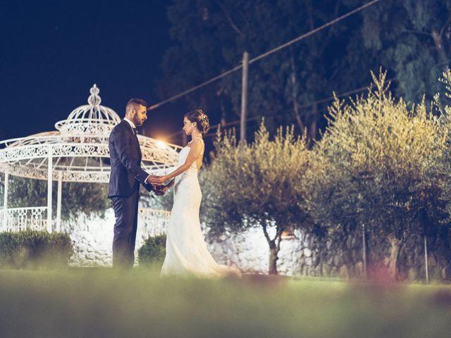 le nozze di Claudia e Adriano