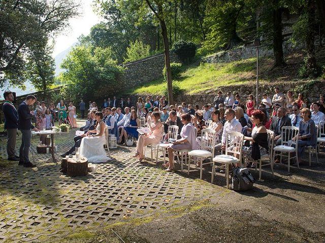 Il matrimonio di Diego e Rosachiara a Sarnico, Bergamo 12