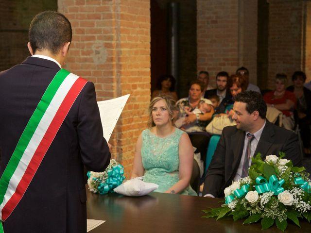 Il matrimonio di Marco e Debora a Canelli, Asti 14