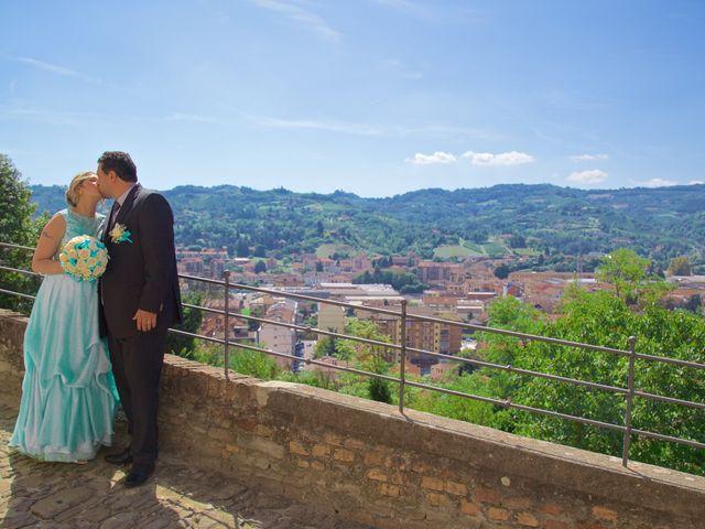 Il matrimonio di Marco e Debora a Canelli, Asti 16