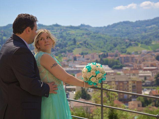 Il matrimonio di Marco e Debora a Canelli, Asti 17