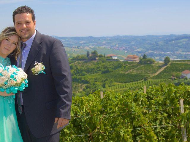 Il matrimonio di Marco e Debora a Canelli, Asti 20
