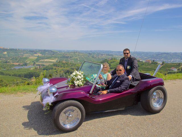 Il matrimonio di Marco e Debora a Canelli, Asti 21