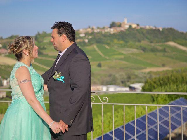 Il matrimonio di Marco e Debora a Canelli, Asti 25