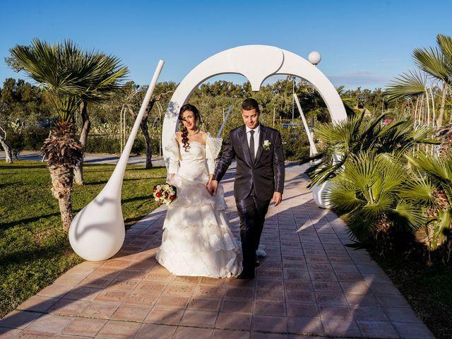Il matrimonio di Teresa e Pasquale a Cariati, Cosenza 1