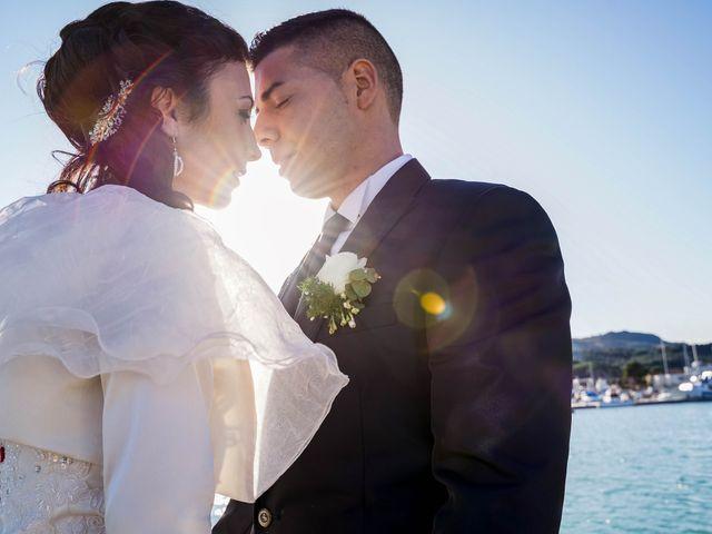 Il matrimonio di Teresa e Pasquale a Cariati, Cosenza 13