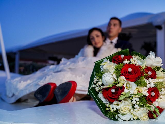 Il matrimonio di Teresa e Pasquale a Cariati, Cosenza 14