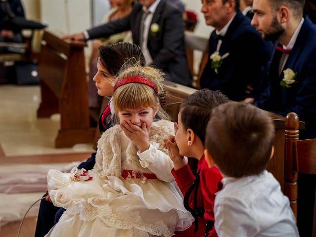 Il matrimonio di Teresa e Pasquale a Cariati, Cosenza 17