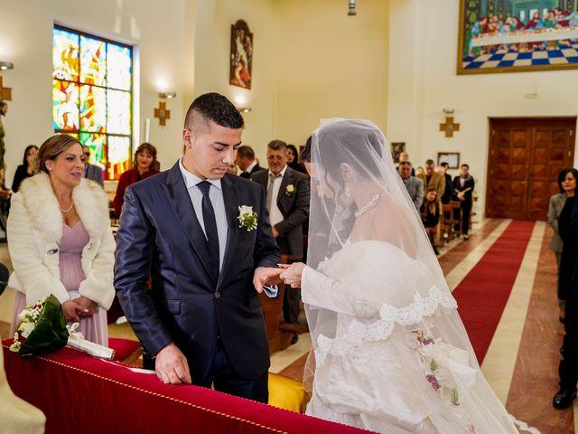 Il matrimonio di Teresa e Pasquale a Cariati, Cosenza 20