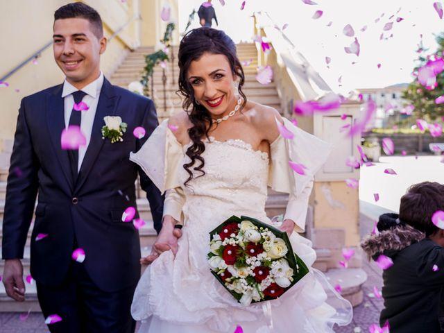 Il matrimonio di Teresa e Pasquale a Cariati, Cosenza 25