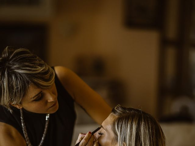 Il matrimonio di Simone e Irene a Barberino Val d'Elsa, Firenze 4