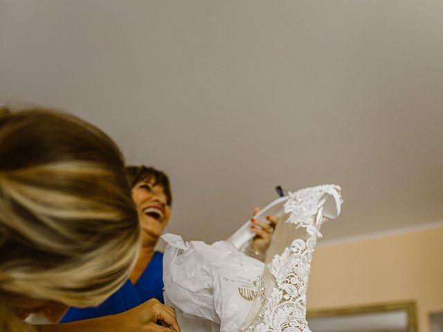 Il matrimonio di Simone e Irene a Barberino Val d'Elsa, Firenze 14