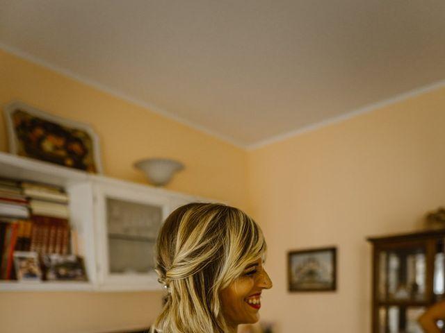 Il matrimonio di Simone e Irene a Barberino Val d'Elsa, Firenze 15