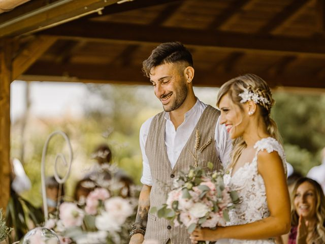 Il matrimonio di Simone e Irene a Barberino Val d'Elsa, Firenze 23