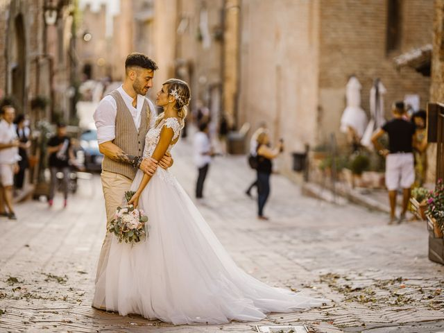 Il matrimonio di Simone e Irene a Barberino Val d'Elsa, Firenze 29
