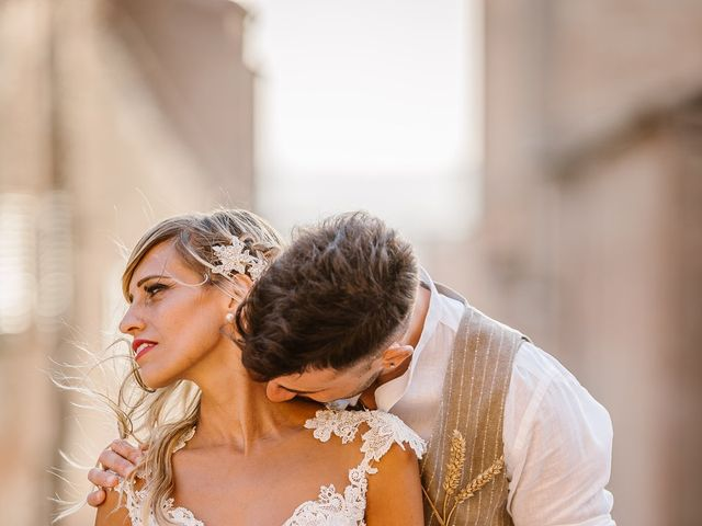 Il matrimonio di Simone e Irene a Barberino Val d'Elsa, Firenze 31