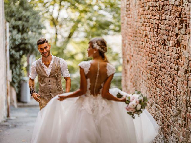 Il matrimonio di Simone e Irene a Barberino Val d'Elsa, Firenze 34