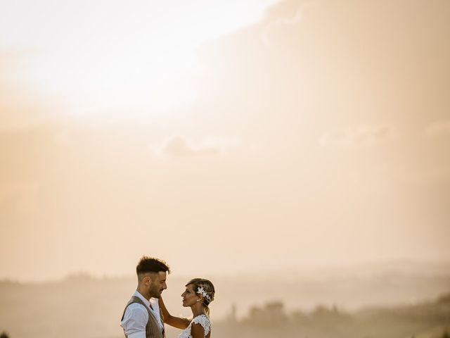 Il matrimonio di Simone e Irene a Barberino Val d'Elsa, Firenze 35