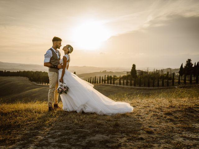 Il matrimonio di Simone e Irene a Barberino Val d'Elsa, Firenze 36