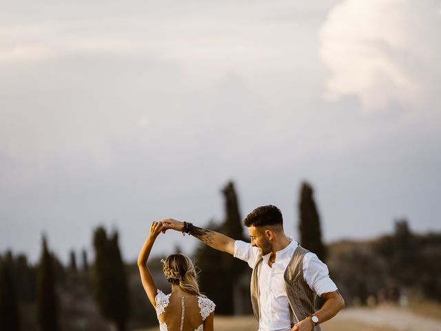 Il matrimonio di Simone e Irene a Barberino Val d'Elsa, Firenze 38