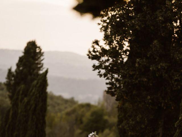 Il matrimonio di Simone e Irene a Barberino Val d'Elsa, Firenze 43