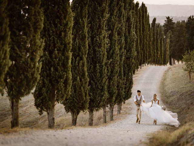 Il matrimonio di Simone e Irene a Barberino Val d'Elsa, Firenze 44