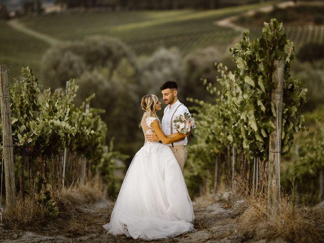 Il matrimonio di Simone e Irene a Barberino Val d'Elsa, Firenze 47