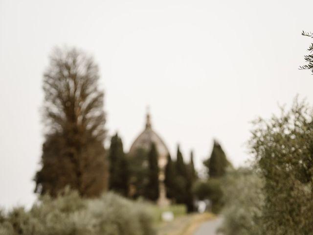 Il matrimonio di Simone e Irene a Barberino Val d'Elsa, Firenze 48