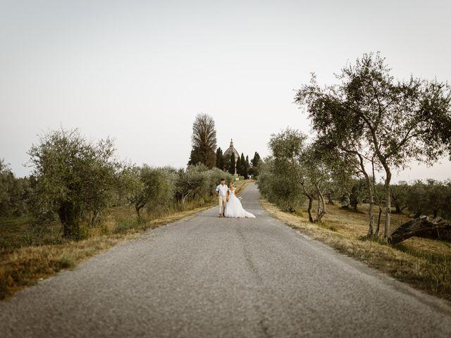 Il matrimonio di Simone e Irene a Barberino Val d'Elsa, Firenze 49