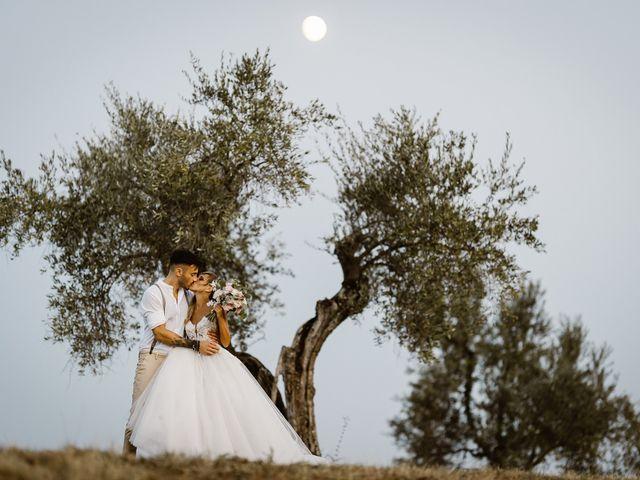 Il matrimonio di Simone e Irene a Barberino Val d'Elsa, Firenze 52